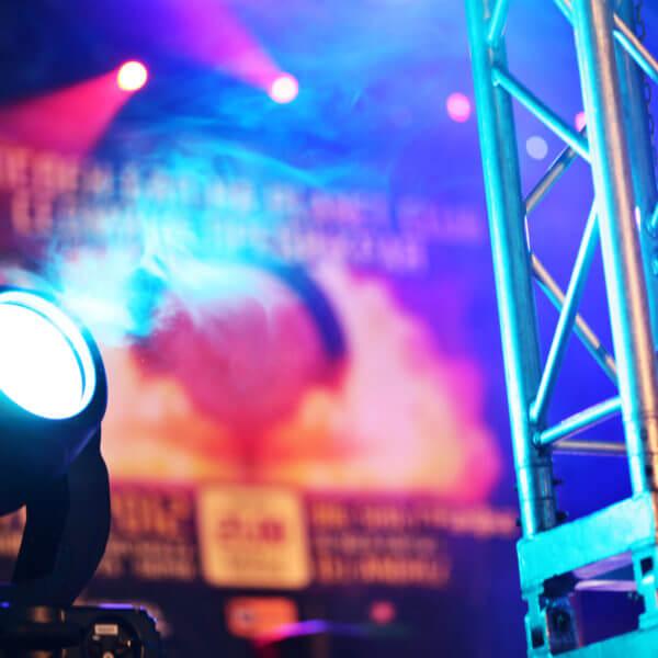 Production Lighting & Sound