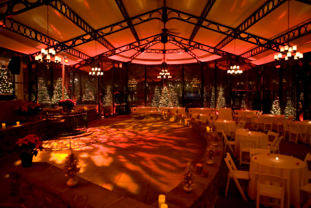 Ambient Lighting Decor Services for Rent